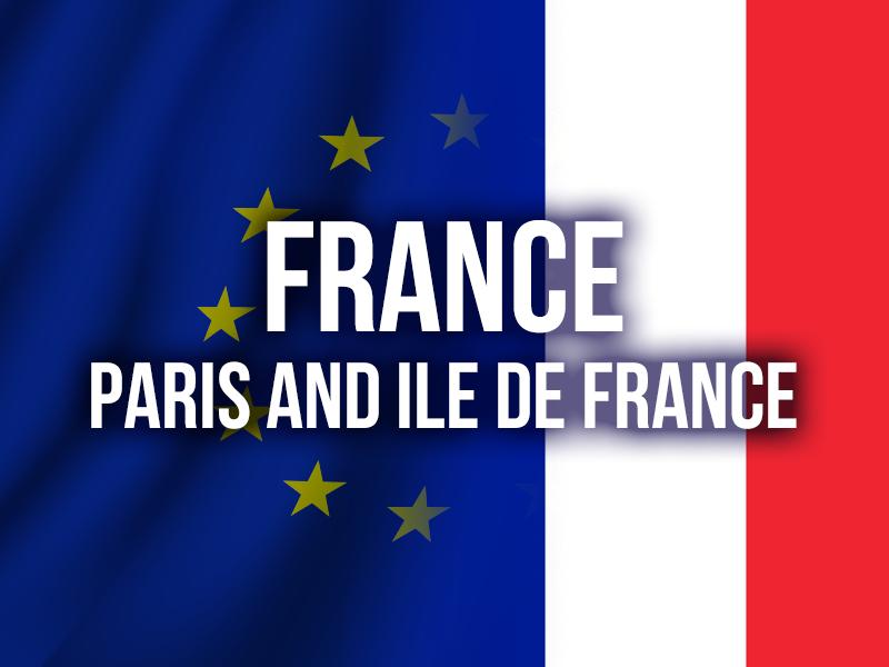 FRANCE (PARIS AND ILE DE FRANCE)