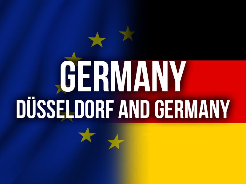 GERMANY (DÜSSELDORF AND GERMANY)