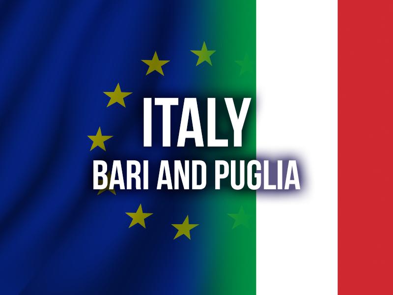 ITALY (BARI AND PUGLIA)