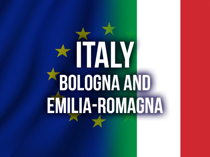 ITALY (BOLOGNA AND EMILIA-ROMAGNA)