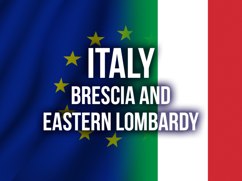 ITALY (BRESCIA AND EASTERN LOMBARDY)