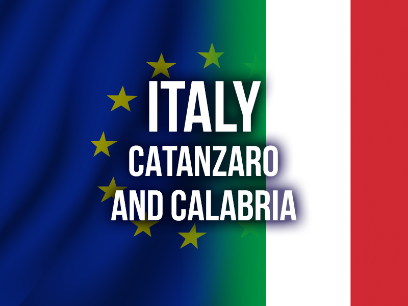 ITALY (CATANZARO AND CALABRIA)