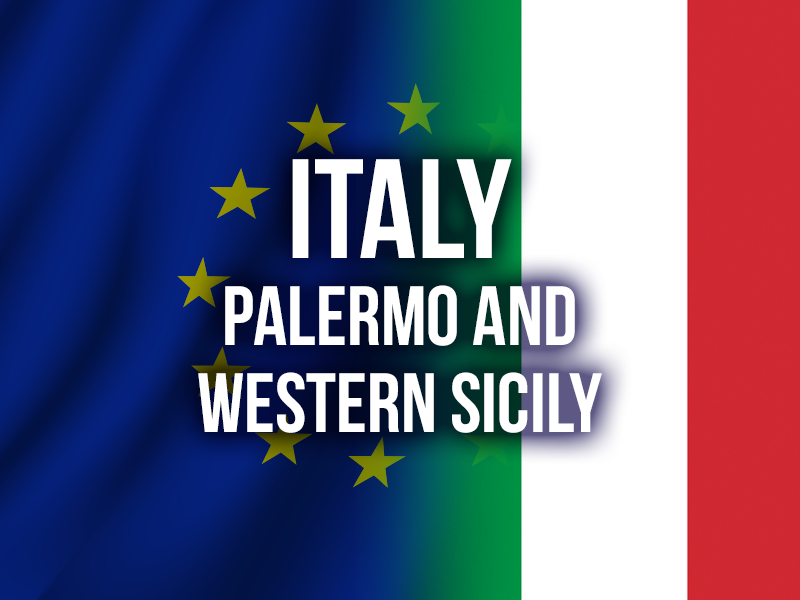ITALY (PALERMO AND WESTERN SICILY)