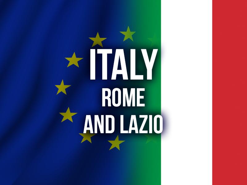 ITALY (ROME AND LAZIO)