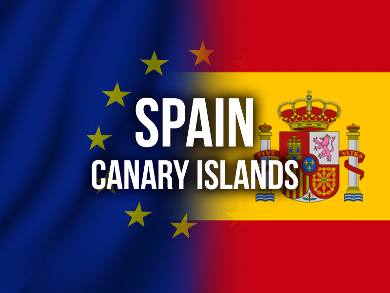 SPAIN (CANARY ISLANDS)