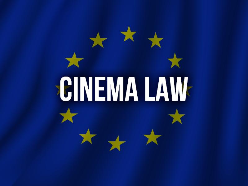 CINEMA LAW
