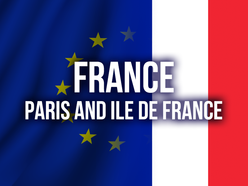 FRANCE (PARIS AND ILE DE FRANCE)