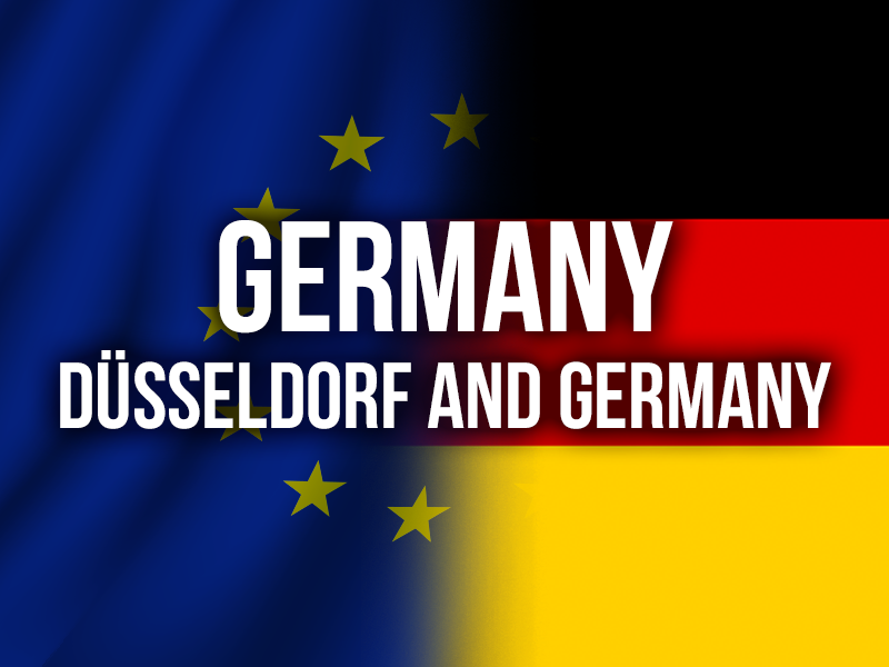 GERMANY (DÜSSELDORF AND GERMANY)
