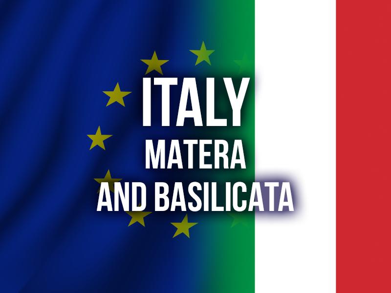 ITALY (MATERA AND BASILICATA)