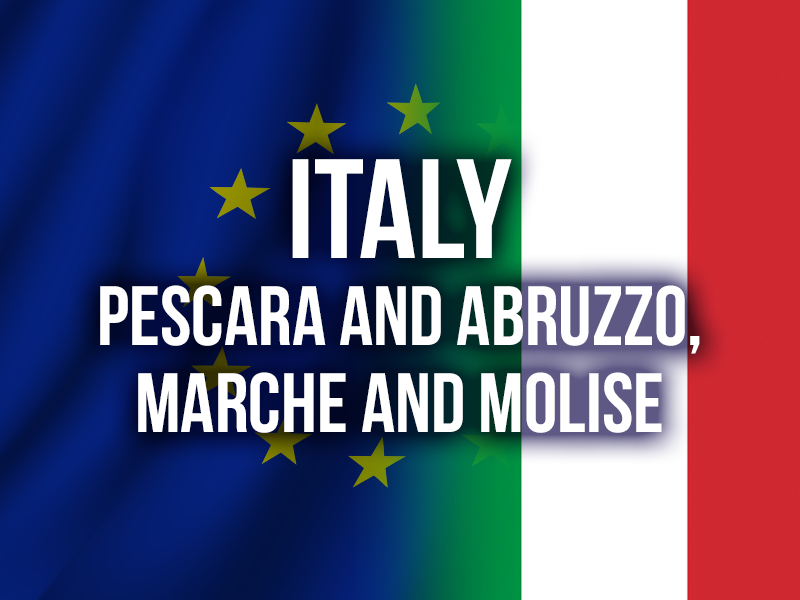 ITALY (PESCARA AND ABRUZZO, MARCHE AND MOLISE)