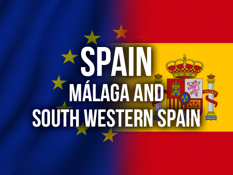 SPAIN (MÁLAGA AND SOUTH WESTERN SPAIN)