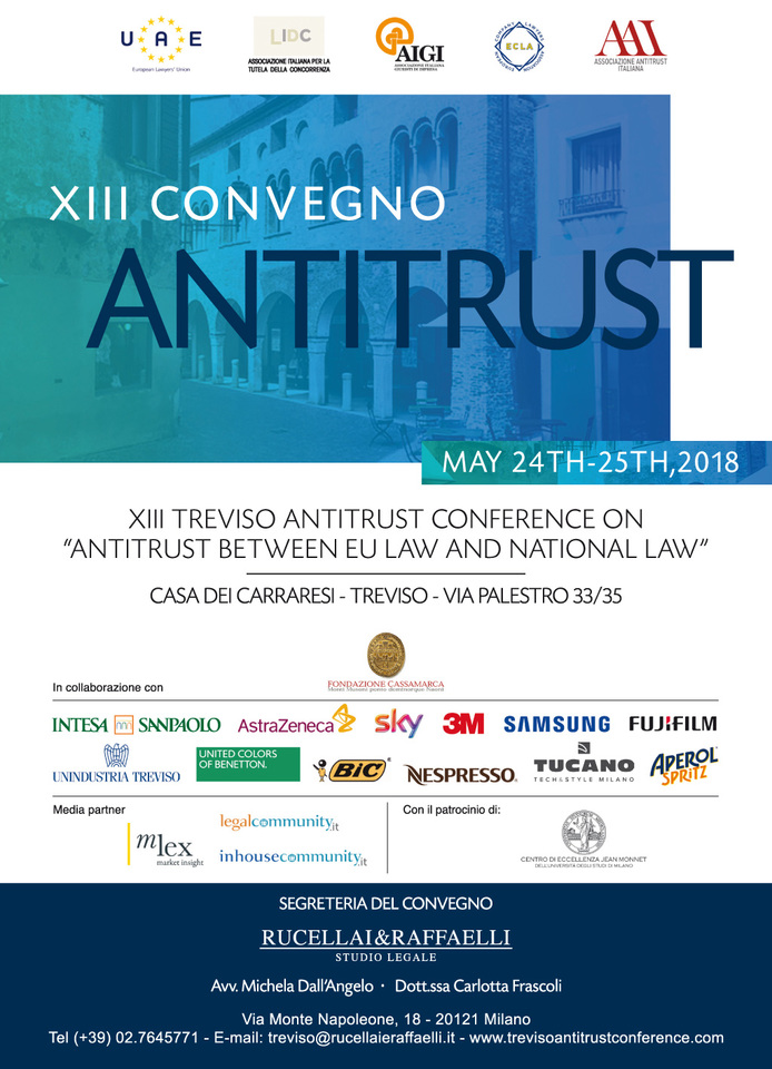 Antitrust between EU law and National law