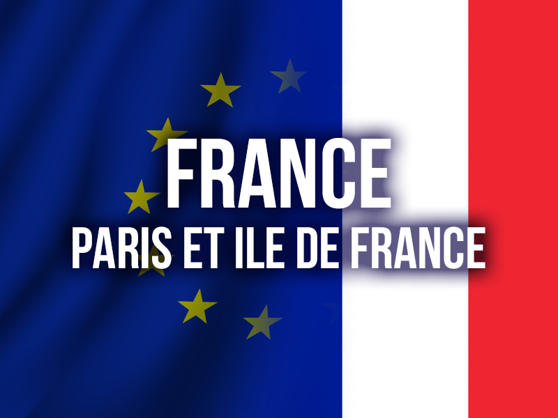 FRANCE - PARIS ET ILE DE FRANCE