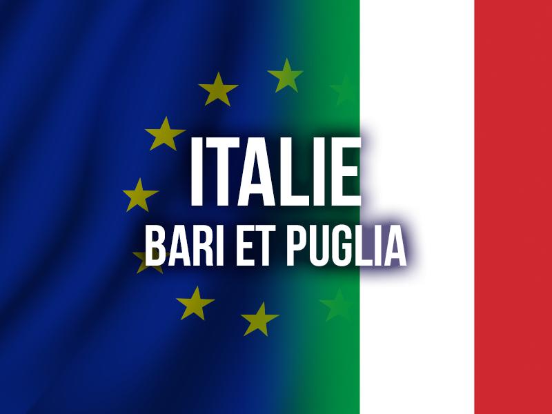 ITALIE - BARI ET PUGLIA