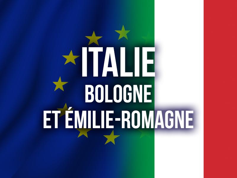 ITALIE - BOLOGNE ET ÉMILIE-ROMAGNE