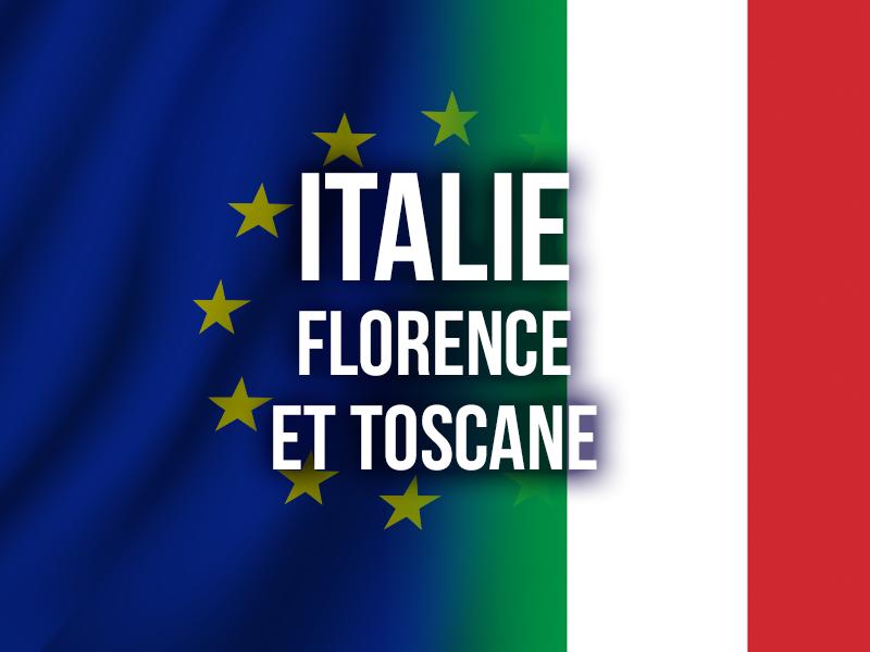 ITALIE - FLORENCE ET TOSCANE