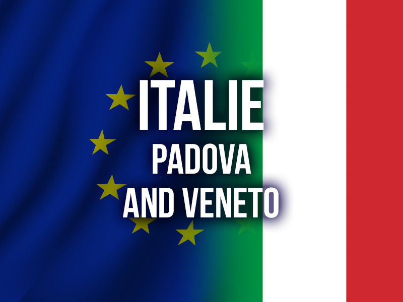 ITALIE - Padova and Veneto