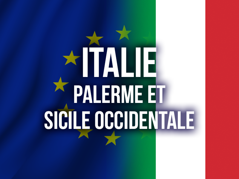 ITALIE - PALERME ET SICILE OCCIDENTALE
