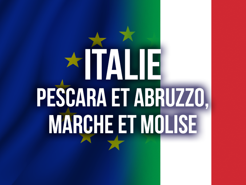 ITALIE - PESCARA ET ABRUZZO, MARCHE ET MOLISE