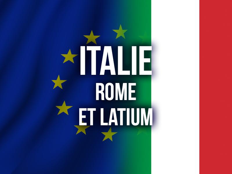 ITALIE - ROME ET LATIUM