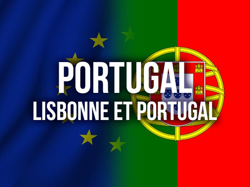 PORTUGAL - LISBONNE ET PORTUGAL