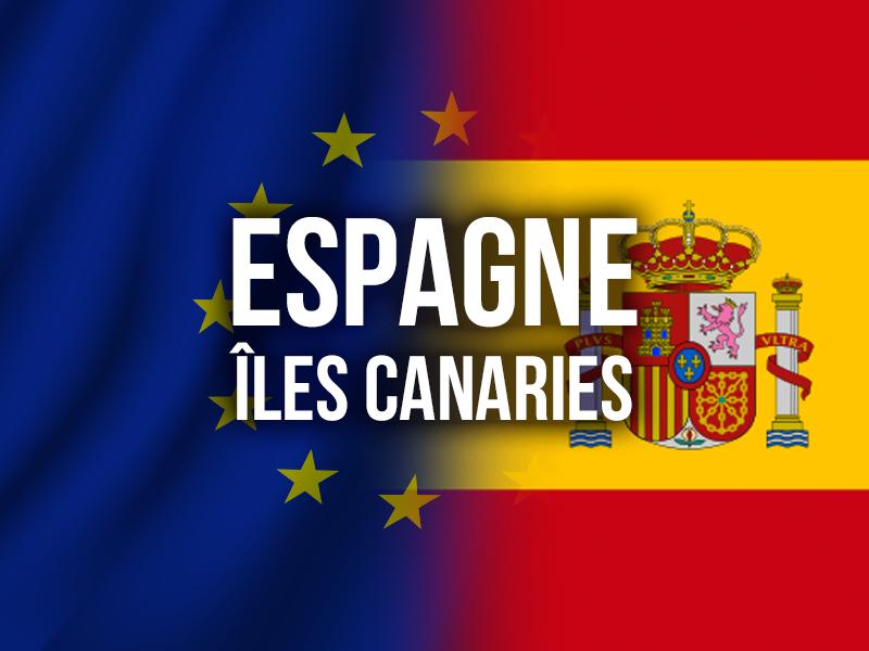 ESPAGNE - ÎLES CANARIES