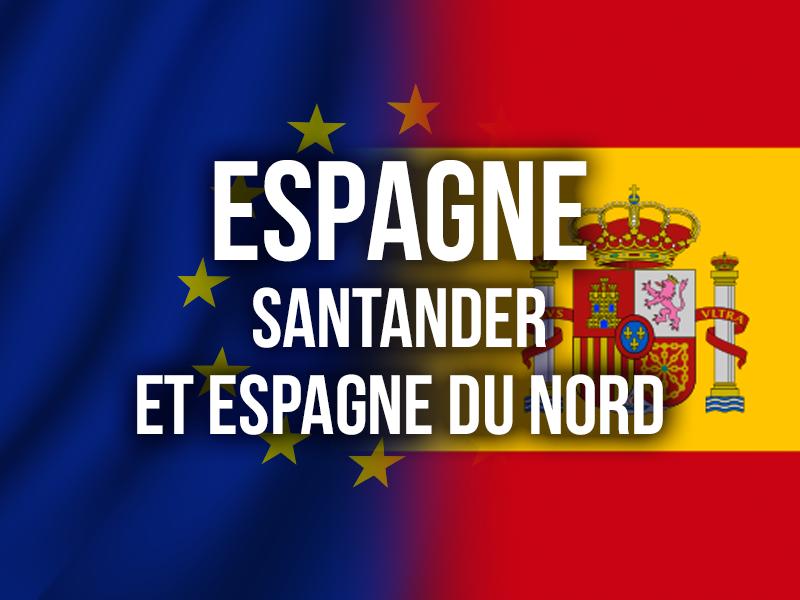 ESPAGNE - SANTANDER ET ESPAGNE DU NORD