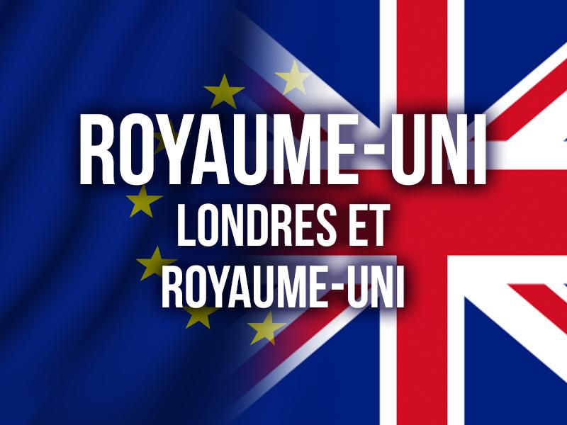 ROYAUME-UNI - LONDRES ET ROYAUME-UNI