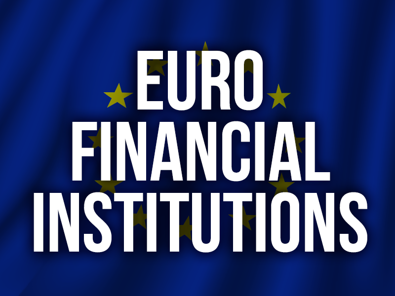 Euro Financial Institutions