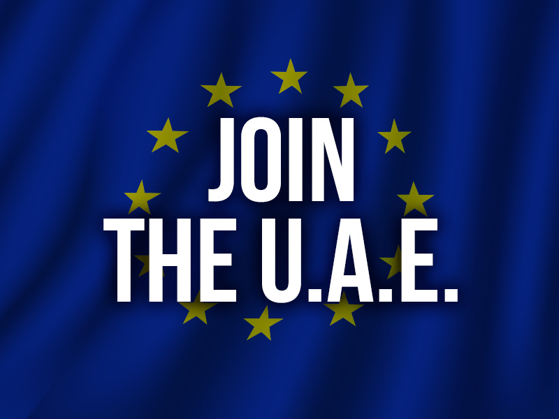 Join the U.A.E.