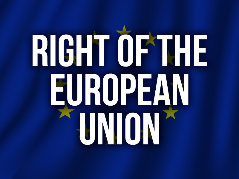 Right of the European Union