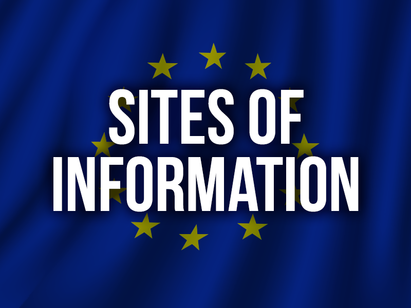 Sites of information