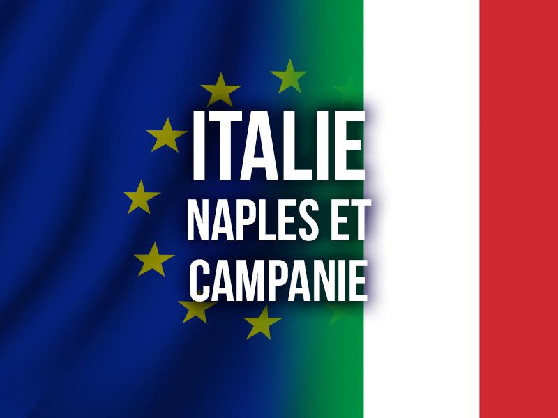 ITALIE - NAPLES ET CAMPANIE