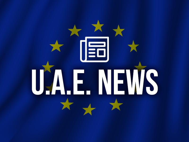 U.A.E. NEWS