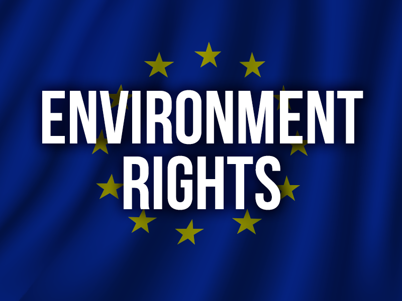 Environment rights