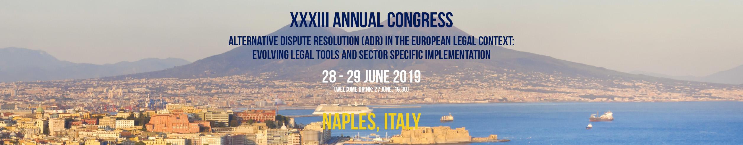 annual congress 2019